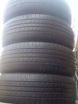 215.60-16 Dunlop Made in Japan brand tyre