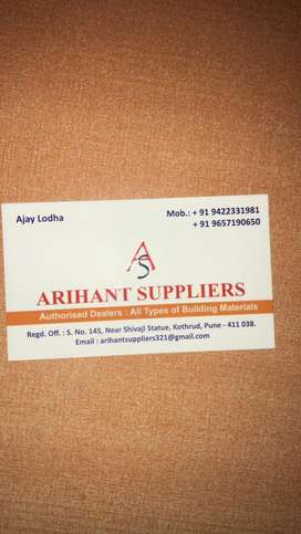 Accountant for Building Material Shop