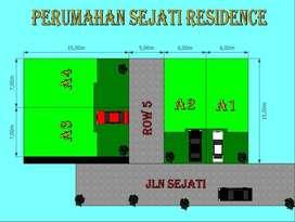 Hanya 4 Unit di Bangun Mewah Modern Terbaru di Medan-Delitua 300jtaan