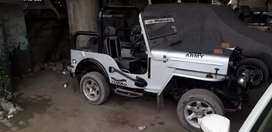 Hunter jeep ready for sale