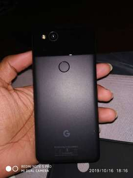 Google Pixel 2 64 GB 4gb Ram with exellent condition