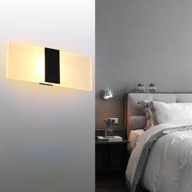 Lampu Dinding LED Modern Bahan Akrilik
