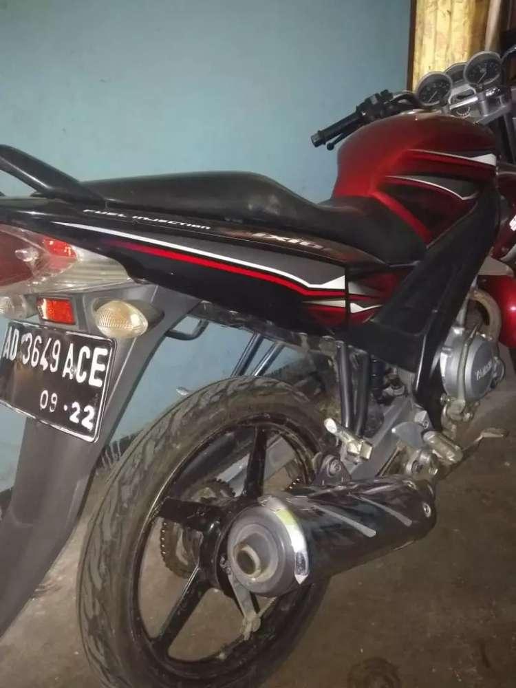 Dijual Honda Vixion thn 2012