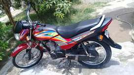 Honda 125 dream good codesion