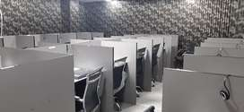 Call Center Seats for Lease - 25 seats in Commercial market
