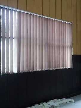 Vertikal blinds kantor