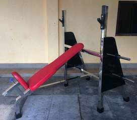 import series bench press full stainless stell//super Gym fitness