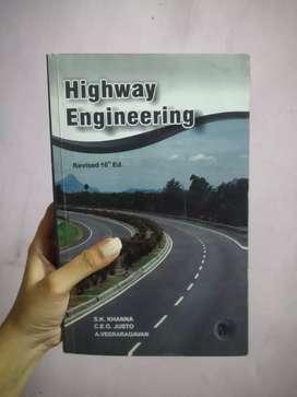 Highway Engineering Texbook ( Transportation Engg)