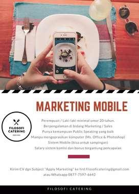 Marketing Sales Mobile