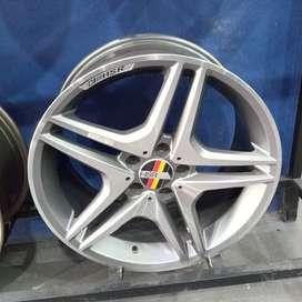 Velg Mobil Mercy dan Innova r18 HSR bisa dicicil di toko Velg Aceh