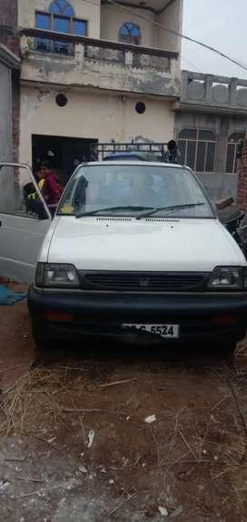 Maruti Suzuki 800 98