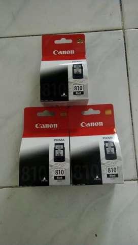 Catride canon 810 blk