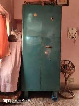 Godrej Steel Almirah with Hidden Locker