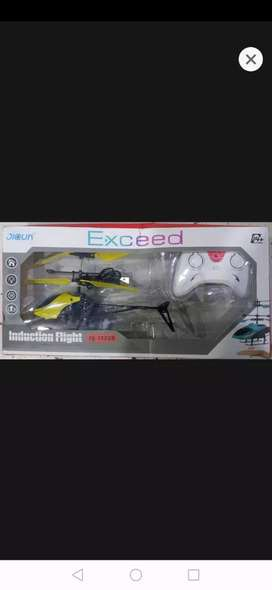 Rc mini helicopter 2 in 1