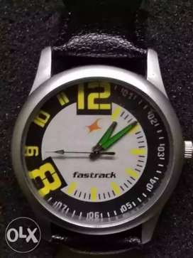 Formal watch