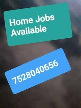 Easy computer based work data to job