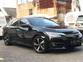 Honda Civic Turbo 1.5 2016 Dp 80jt