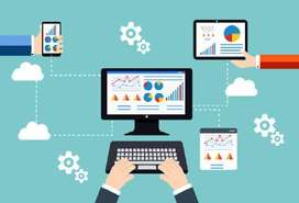 Virtual Team Required For Data Entry