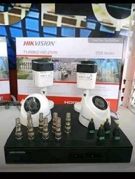 (Harga Termurah) Paket Pemasangan CCTV Komplit Free Jasa Instalasi