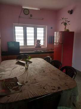 3. Bedroom  furnished first floor  house for rent  in Thycaudu.