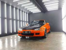 Honda civic Estilo 95 Orange B18C type R