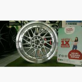modif velg racing civic accord camry ring 17 celong