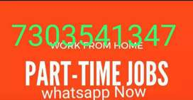 Just join part time job and get money