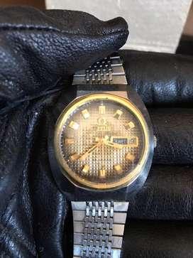 Jam Tangan Titus Matic Vintage