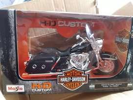 Miniatur motor Harley davidson