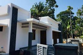 A NEW 3BHK 5.350CENTS 1100SQ FT HOUSE IN MULAYAM,THRISSUR