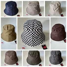 Topi bucket pria / wanita