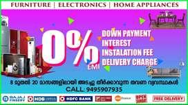 Furniture Electronics 0% EMI at VELLAYAMBALAM with Free Delivery
