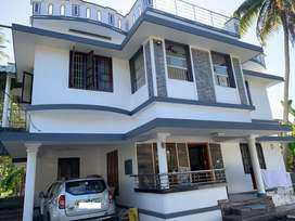 2BHK HOUSE ON 1ST FLOOR @ ALAPPUZHA