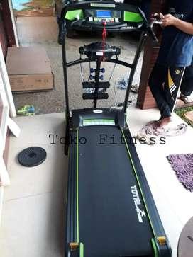 Alat fitness - Treadmill elektrik - TL 133