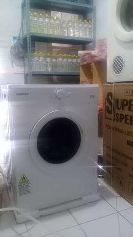 Mesin laundry pengering
