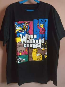"""Kaos The Simpsons """"When The Weekend Comes"""""""