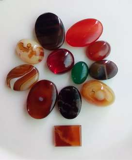 Original Aqeeq (Agate) & all other pure Gemstones available