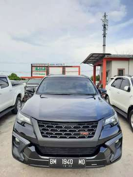 Fortuner 2017 VRZ TRD matic. Km 70rb