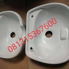 washbak putih fiberglass, produksi washbak fiber