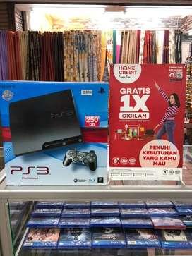 Kredit dan Cash PS3 250 GB Full Game