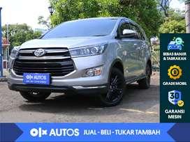 [OLXAutos] Toyota Innova 2.4 Venturer Diesel A/T 2019 Silver