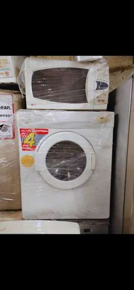 IFB clothes dryer it is only 100% drying machine