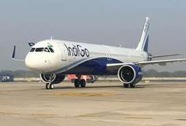 Vacancy in IndiGo Airlines limited site for Ground Staff