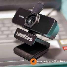 Webcam NYK Nemesis A75 HEXA Full HD 1080P | By Astikom
