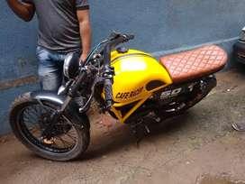 Yamaha rx135  very good condition