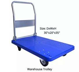 Imported steel Trolley for commercial,industrial purpose