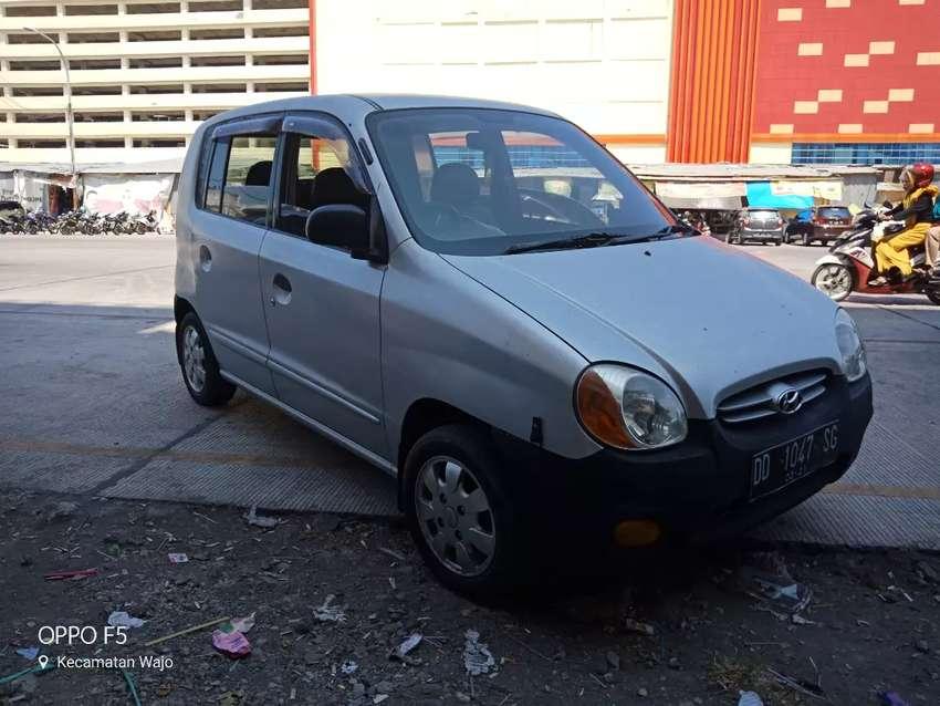 Hyundai Atoz matic 2001 0