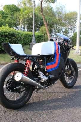 Yamaha Scorpio Custom Caferacer