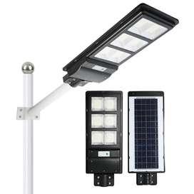 LAMPU JALAN SOLAR CELL STL 005, 120 WATT