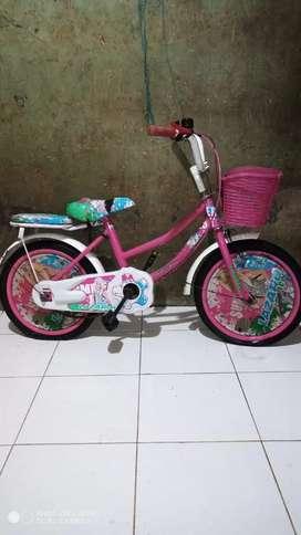 Sepeda merek lazaro ukuran 16 inch
